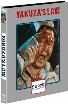 Yakuza's Law (Limited Mediabook, Blu-ray+DVD, Cover A) (1969) [FSK 18] [Blu-ray]