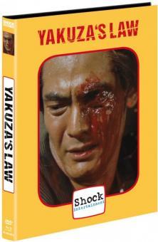 Yakuza's Law (Limited Mediabook, Blu-ray+DVD, Cover B) (1969) [FSK 18] [Blu-ray]