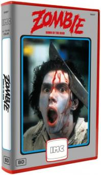 Dawn Of The Dead (Limited IMC Red Box, Vol. 17, Complete Cut) (1978) [FSK 18] [Blu-ray]