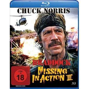 Missing in Action III - Braddock (1988) [FSK 18] [Blu-ray]