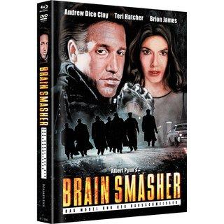 Brain Smasher (Limited Mediabook, Blu-ray+DVD, Cover B) (1993) [FSK 18] [Blu-ray]