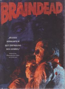 Braindead (Dead Alive) (Limited Mediabook, Blu-ray+DVD, Cover A) (1992) [FSK 18] [Blu-ray]