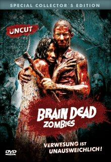 Brain Dead Zombies (Uncut Limited Collector's Edition) (2008) [FSK 18]