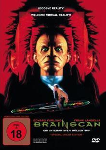 Brainscan - Special Uncut Edition (1994) [FSK 18] [Gebraucht - Zustand (Sehr Gut)]
