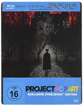 Bram Stoker's Dracula (Limited Pop Art Steelbook) (1992) [Blu-ray] [Gebraucht - Zustand (Sehr Gut)]