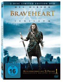 Braveheart (Limited Edition, 2 DVDs) (1995)