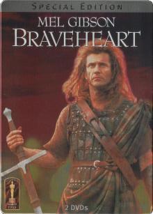 Braveheart (Steelbook, 2 DVDs) (1995)