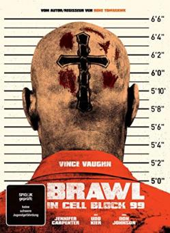 Brawl in Cell Block 99 (Limited Mediabook, Blu-ray+DVD) (2017) [FSK 18] [Blu-ray]
