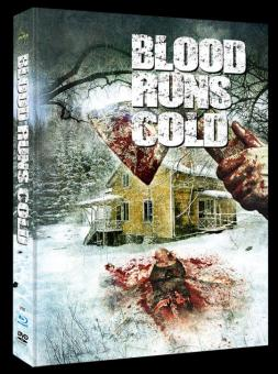 Blood Runs Cold (Limited Mediabook, Blu-ray+DVD, Cover A) (2011) [Blu-ray]