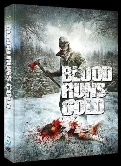 Blood Runs Cold (Limited Mediabook, Blu-ray+DVD, Cover D) (2011) [Blu-ray]