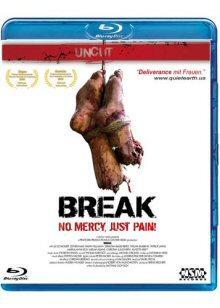Break (Uncut) (2 Discs) (2009) [FSK 18] [Blu-ray]