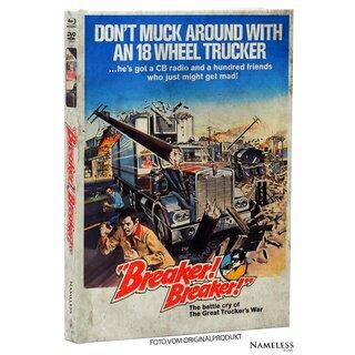 Breaker Breaker (Limited Mediabook, Blu-ray+DVD, Cover A) (1977) [Blu-ray]