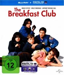 The Breakfast Club (30th Anniversary Edition) (1985) [Blu-ray]