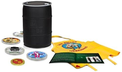 Breaking Bad - Die komplette Serie (Limited Deluxe Gift Set) [Blu-ray]