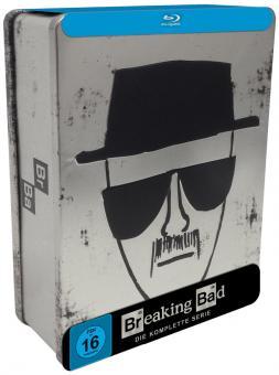 Breaking Bad - Tin Box - Die komplette Serie [Blu-ray]
