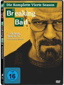 Breaking Bad - Die komplette vierte Season (4 DVDs)