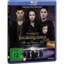 Breaking Dawn - Bis(s) zum Ende der Nacht - Teil 2 (Fan Edition) (2012) [Blu-ray]