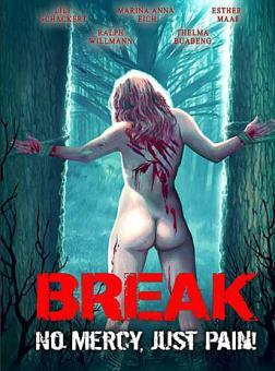 Break (Uncut Limited Mediabook, Blu-ray+2 DVDs, Cover C) (2009) [FSK 18] [Blu-ray]