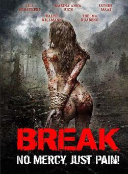 Break (Uncut Limited Mediabook, Blu-ray+2 DVDs, Cover A) (2009) [FSK 18] [Blu-ray]