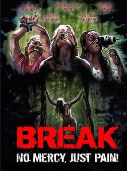 Break (Uncut Limited Mediabook, Blu-ray+2 DVDs, Cover B) (2009) [FSK 18] [Blu-ray]