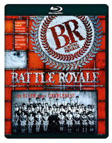 Battle Royale (Uncut) (2000) [FSK 18] [Blu-ray]