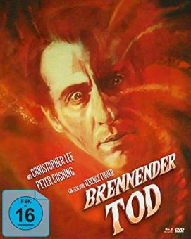 Brennender Tod (Limited Mediabook, Blu-ray+DVD, Cover B) (1967) [Blu-ray]