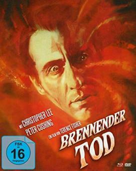 Brennender Tod (Limited Mediabook, Blu-ray+DVD, Cover B) (1967) [Blu-ray]