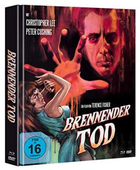 Brennender Tod (Limited Mediabook, Blu-ray+DVD, Cover A) (1967) [Blu-ray]