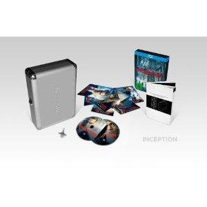 Inception (limitiertes Briefcase inkl. Steelbook) (2010) [Blu-ray]