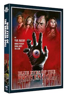 Blue Eyes of the Broken Doll (Limited Edition, Blu-ray+DVD) (1974) [FSK 18] [Blu-ray]