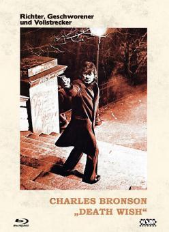 Ein Mann sieht rot - Death Wish (Limited Mediabook, Blu-ray+DVD, Cover D) (1974) [FSK 18] [Blu-ray]