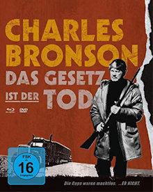 Das Gesetz ist der Tod (Limited Mediabook, Blu-ray+DVD, Cover B) (1988) [Blu-ray)