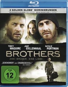 Brothers - Zwei Brüder. Eine Liebe. (2009) [Blu-ray]