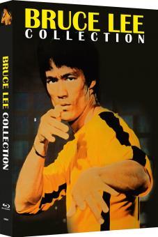 Bruce Lee - Die Collection (4 Disc Uncut Mediabook, Cover C) [Blu-ray]