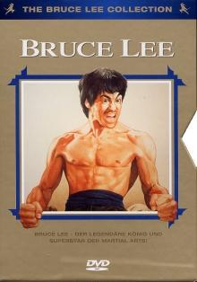 Bruce Lee - Collection Box (4 DVDs) [FSK 18]