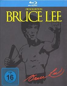 Bruce Lee - Die Kollektion (Uncut, 4 Discs) [Blu-ray]