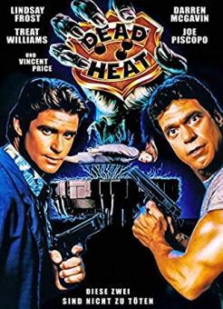 Dead Heat (Limited Mediabook, 2 Discs, Cover B) (1988) [FSK 18] [Blu-ray]