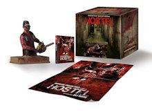 Hostel (Limited Mediabook, Blu-ray+DVD, inkl. Büste) (2005) [FSK 18] [Blu-ray]