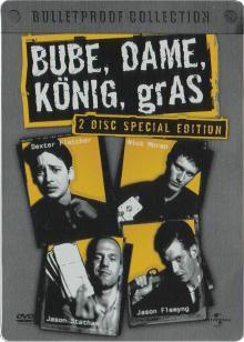 Bube, Dame, König, Gras (Limited Edition, 2 DVDs Steelbook) (1998)