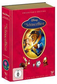 Die Schöne und das Biest (Collector's Edition, 2 Discs + Buch) (1991)