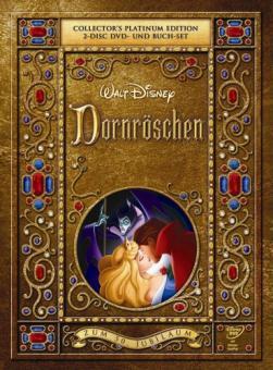 Dornröschen (Collector's Edition, 2 Discs + Buch) (1959)