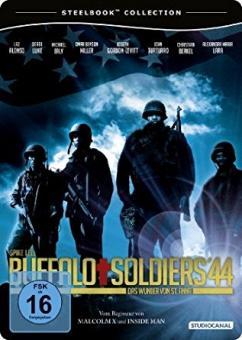 Buffalo Soldiers '44 - Das Wunder von St. Anna (Steelbook) (2008)
