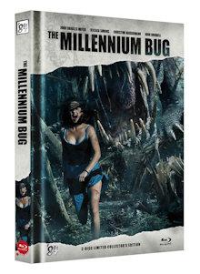 The Millennium Bug - Der Albtraum beginnt (Limited Mediabook, Blu-ray+DVD, Cover B) (2010) [FSK 18] [Blu-ray]