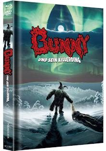 Bunny und sein Killerding (Limited Mediabook, Blu-ray+DVD, Cover A) (2015) [FSK 18] [Blu-ray]