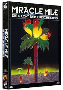 Die Nacht der Entscheidung - Miracle Mile (Limited Mediabook, Blu-ray+DVD, Cover B) (1988) [Blu-ray]