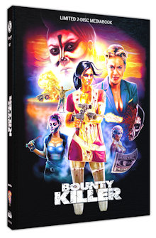 Bounty Killer (Limited Mediabook, Blu-ray+DVD, Cover B) (2013) [FSK 18] [Blu-ray]