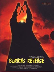Burning Revenge - Brennende Rache (2 DVD Special Edition, Limitiert auf 3000 Stück) (1981) [FSK 18]