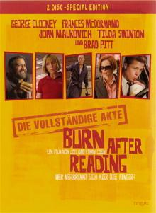 Burn After Reading (2 DVDs Special Edition) (2008)