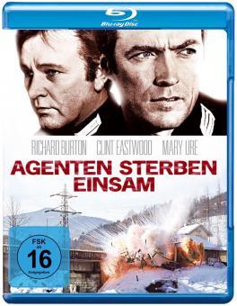 Agenten sterben einsam (1968) [Blu-ray]