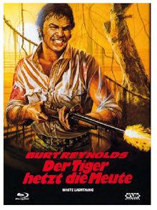 Der Tiger hetzt die Meute (Limited Mediabook, Blu-ray+DVD, Cover C) (1973) [Blu-ray]